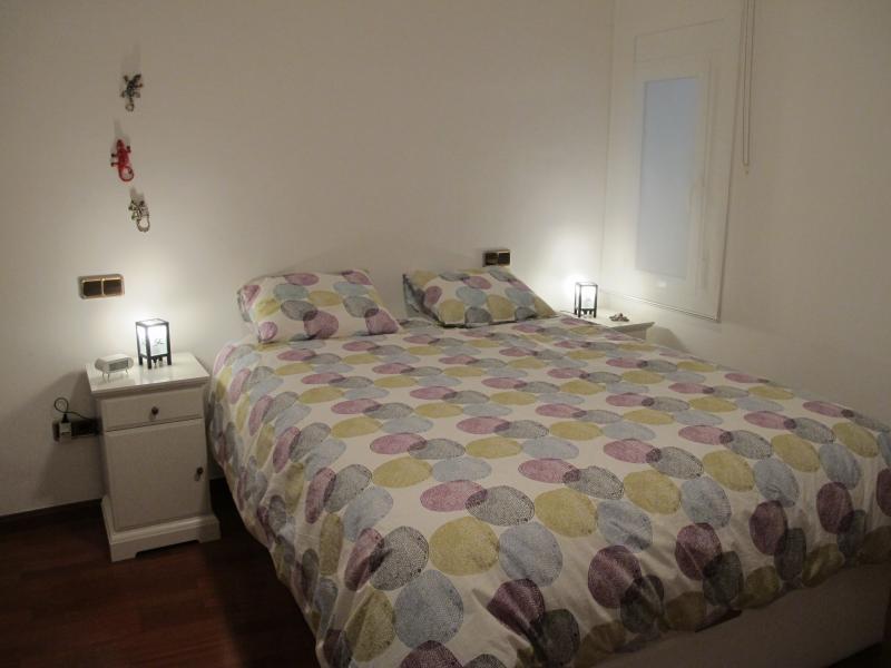 Schlafzimmer 2 Mietobjekt Appartement 81207 Barcelona