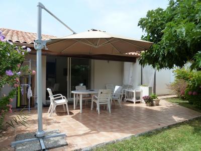 Terrasse Mietobjekt Haus 91338 Dolus d'Oléron