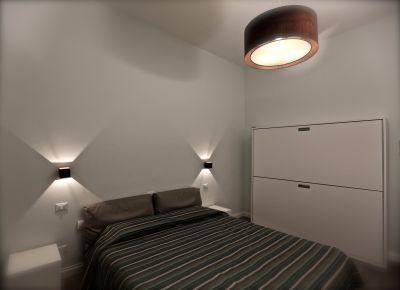 Schlafzimmer 2 Mietobjekt Appartement 97471 Florenz