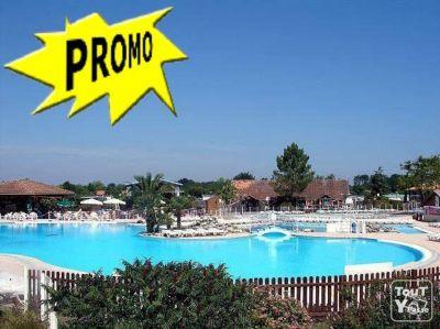 Schwimmbad Mietobjekt Mobil-Home 106930 Gastes