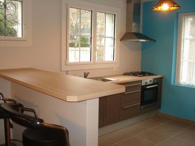 offene Küche Mietobjekt Appartement 108294 Carnac