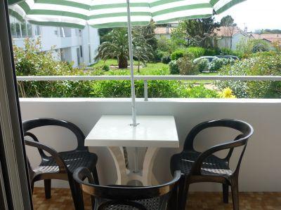 Balkon Mietobjekt Appartement 109507 Biarritz