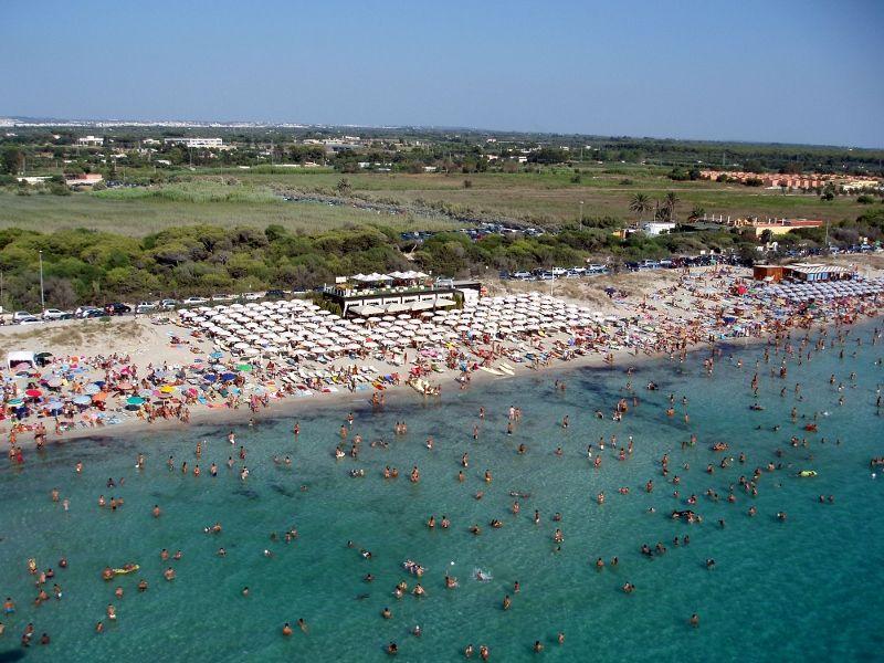 Strand Mietobjekt Appartement 109553 Gallipoli