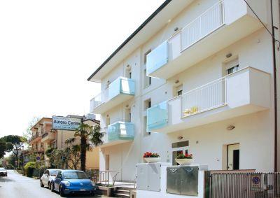 Eingang Mietobjekt Appartement 110824 Rimini