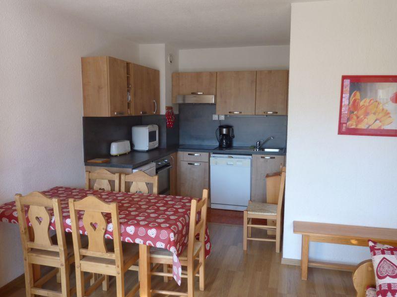 Kochnische Mietobjekt Appartement 111830 Les 2 Alpes