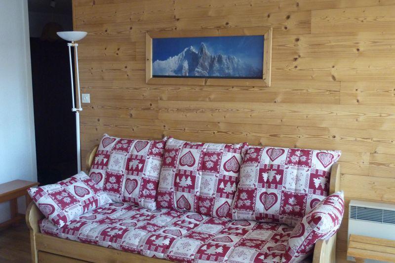 Wohnzimmer Mietobjekt Appartement 111830 Les 2 Alpes