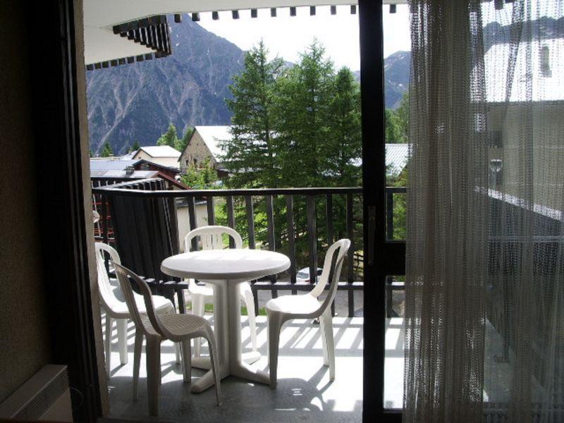 Ausblick vom Balkon Mietobjekt Appartement 111830 Les 2 Alpes