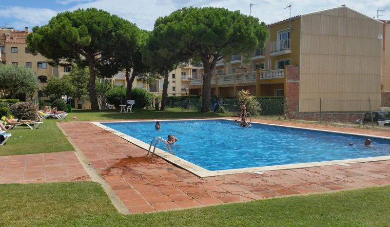 Schwimmbad Mietobjekt Appartement 112044 Empuriabrava