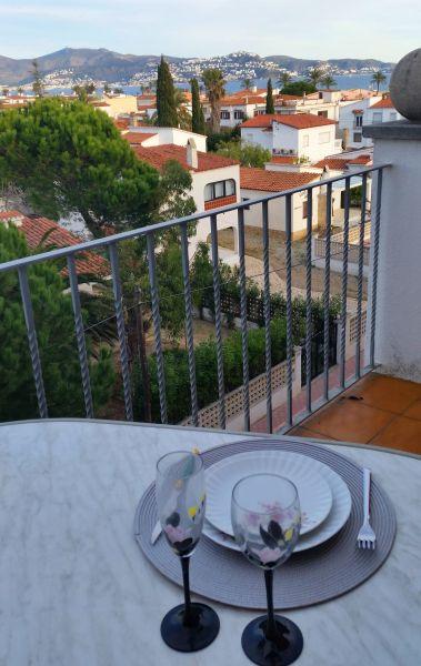 Terrasse 1 Mietobjekt Appartement 112044 Empuriabrava