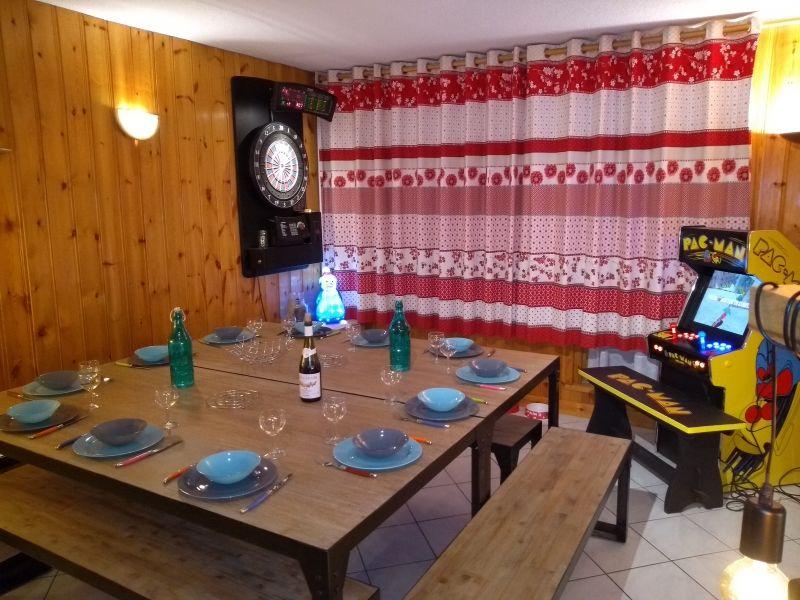 Esszimmer Mietobjekt Appartement 112262 La Plagne