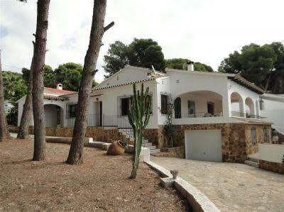 Ansicht des Objektes Mietobjekt Villa 112602 Moraira