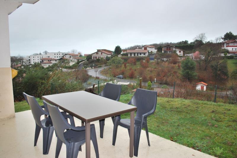 Ausblick von der Terrasse Mietobjekt Appartement 114633 Saint Jean de Luz