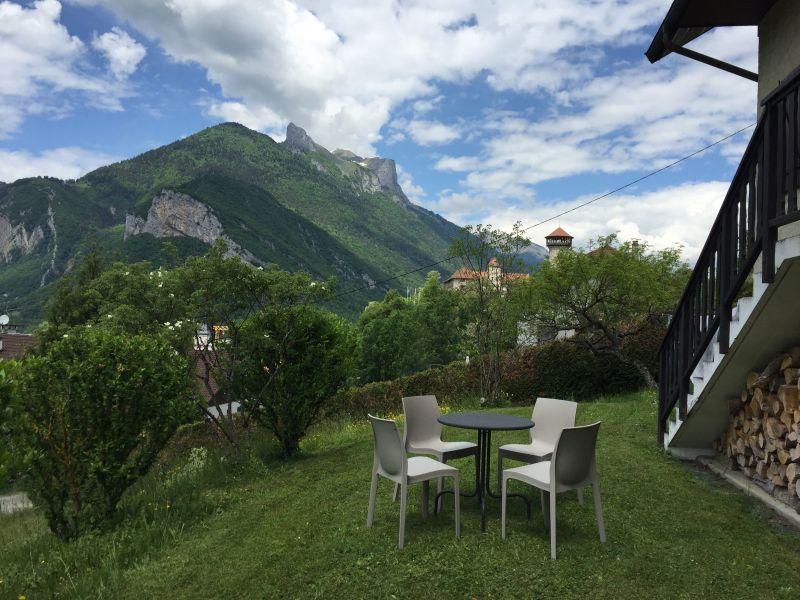 Garten Mietobjekt Appartement 115485 Annecy