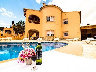 Mietobjekt Villa 115607 Moraira
