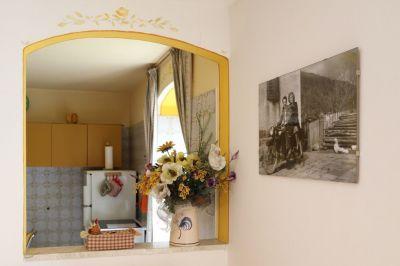 Eingang Mietobjekt Appartement 116178 Predazzo