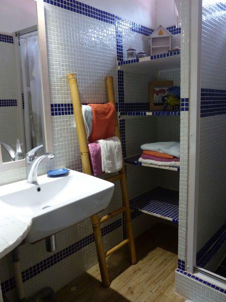 Badezimmer 2 Mietobjekt Villa 116237 Saint Francois