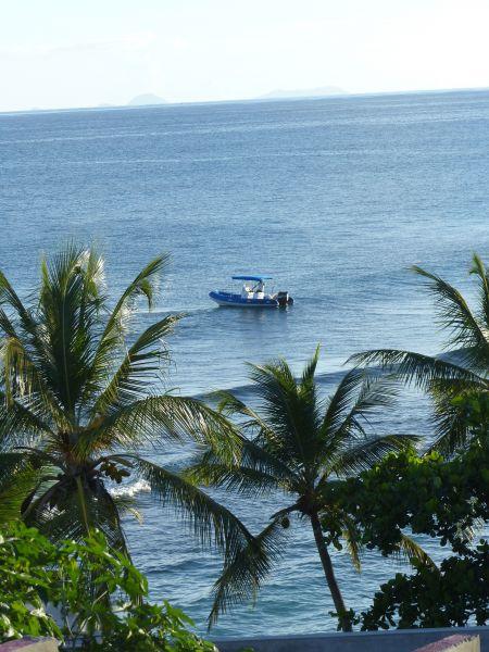 Ausblick aus der Ferienunterkunft Mietobjekt Villa 116237 Saint Francois