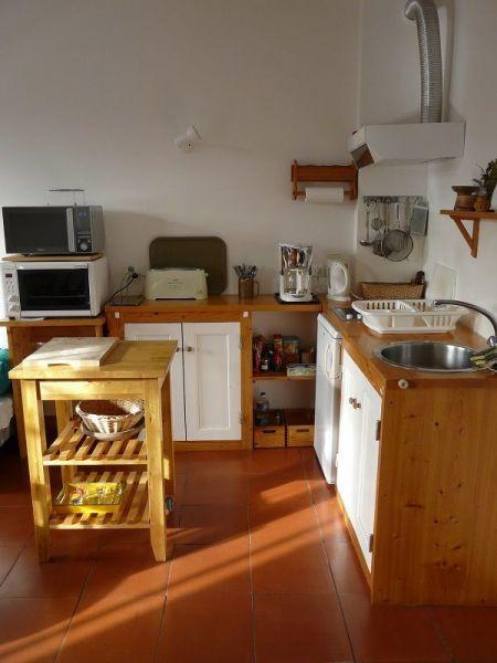 Kochnische Mietobjekt Appartement 119012 Le Bono