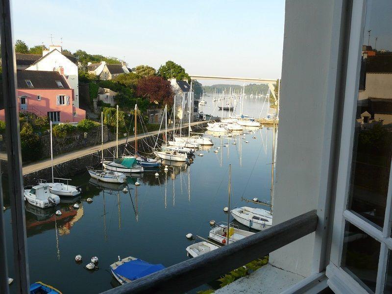 Ausblick aus der Ferienunterkunft Mietobjekt Appartement 119012 Le Bono