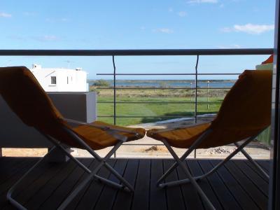Balkon Mietobjekt Appartement 63616 Cabanas de Tavira