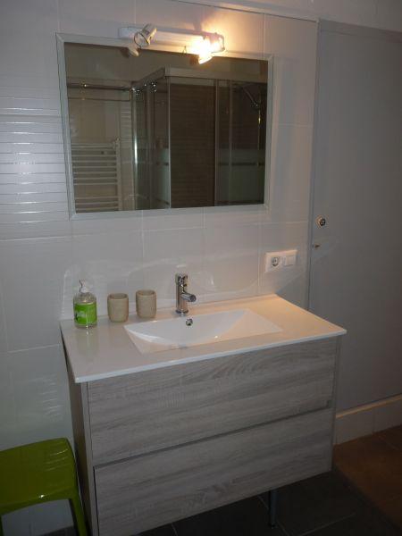 Badezimmer Mietobjekt Appartement 63973 Rosas