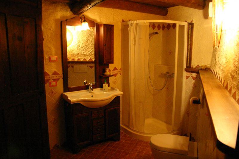 Badezimmer Mietobjekt Appartement 71251 Riva del Garda
