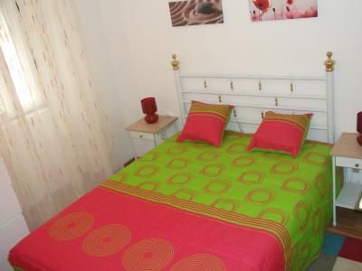 Schlafzimmer Mietobjekt Appartement 74082 Lissabon