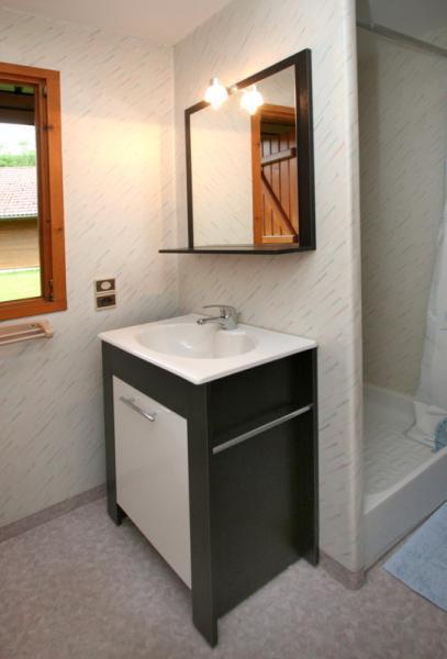 Badezimmer Mietobjekt Appartement 74501 Xonrupt Longemer