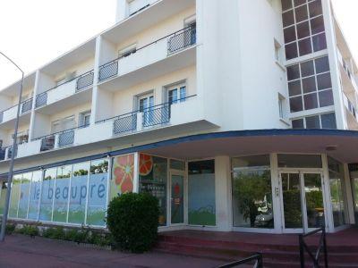 Eingang Mietobjekt Appartement 76122 Royan
