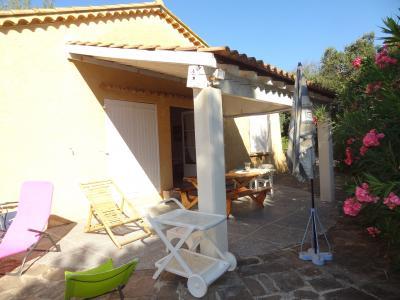 Terrasse Mietobjekt Haus 77071 Saint Tropez