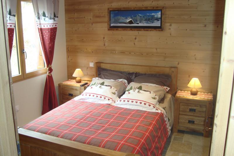 Schlafzimmer 1 Mietobjekt Appartement 77709 Bellevaux Hirmentaz La Chèvrerie