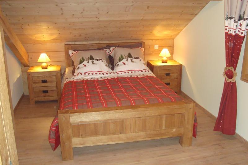 Schlafzimmer 3 Mietobjekt Appartement 77709 Bellevaux Hirmentaz La Chèvrerie