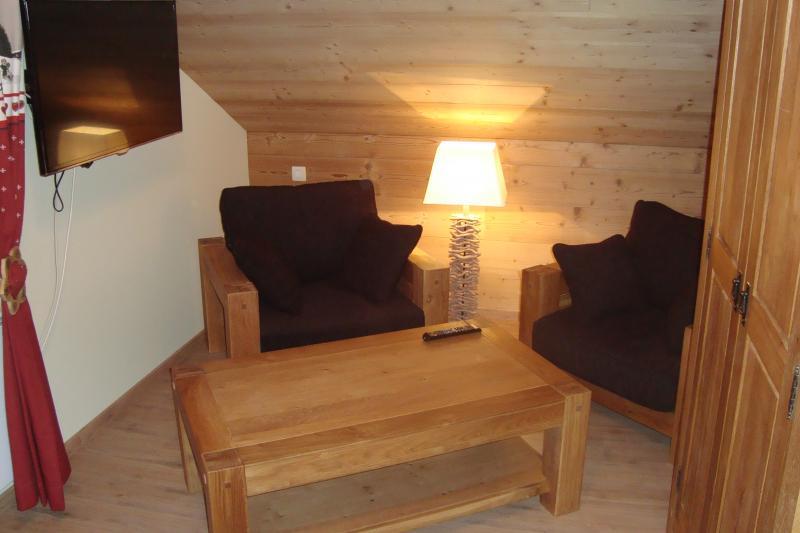 Wohnzimmer Mietobjekt Appartement 77709 Bellevaux Hirmentaz La Chèvrerie