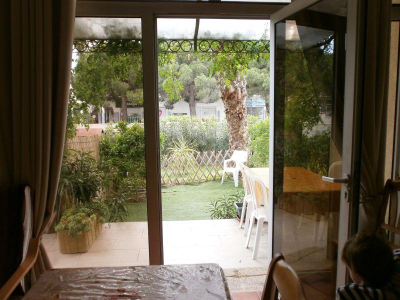 Ausblick aus der Ferienunterkunft Mietobjekt Appartement 81038 Le Grau du Roi