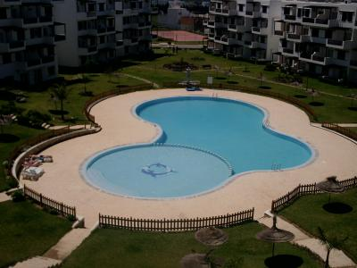 Schwimmbad Mietobjekt Studio 83195 Cabo Negro