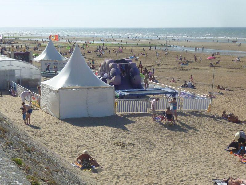 Strand Mietobjekt Appartement 83196 Cabourg