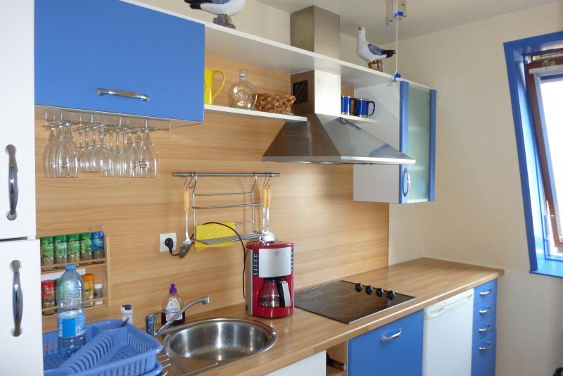 Sommerküche Mietobjekt Appartement 83196 Cabourg