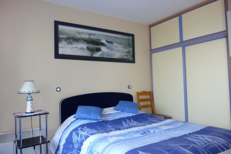 Schlafzimmer 1 Mietobjekt Appartement 83196 Cabourg