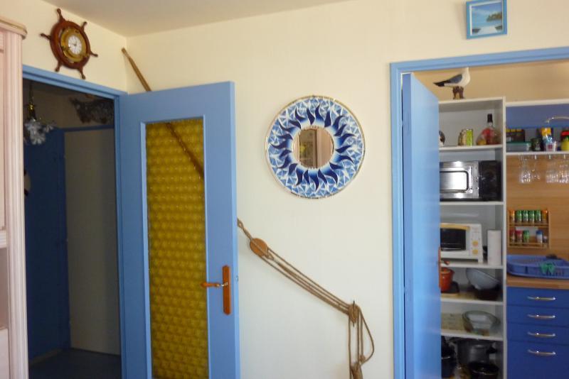 Eingang Mietobjekt Appartement 83196 Cabourg