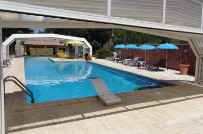 Schwimmbad Mietobjekt Haus 83583 Mauguio
