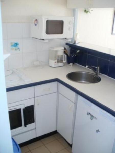 offene Küche Mietobjekt Appartement 86917 Le Grau du Roi