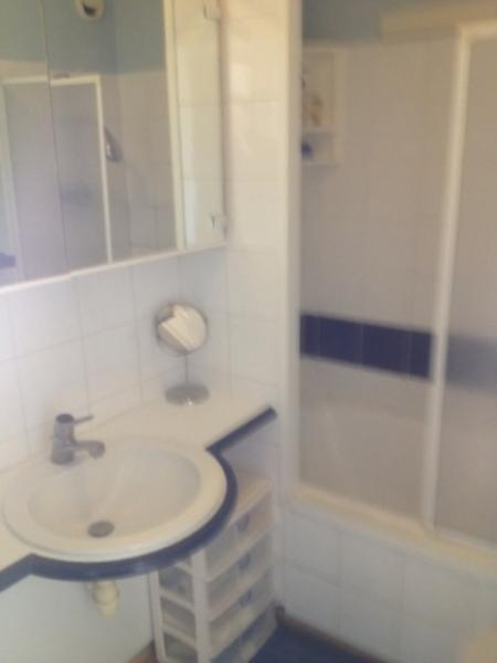 Badezimmer Mietobjekt Appartement 86917 Le Grau du Roi