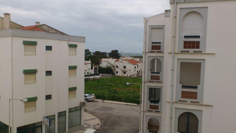 Ausblick vom Balkon Mietobjekt Appartement 87221