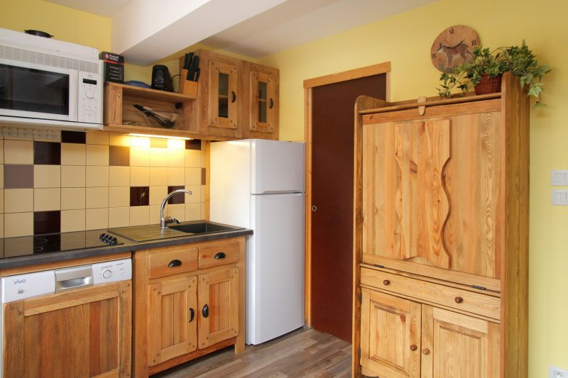 offene Küche Mietobjekt Chalet 91812 Les 2 Alpes