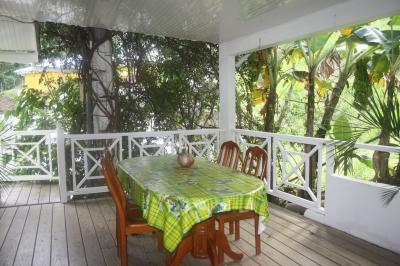 Terrasse Mietobjekt Villa 91967 Trinité