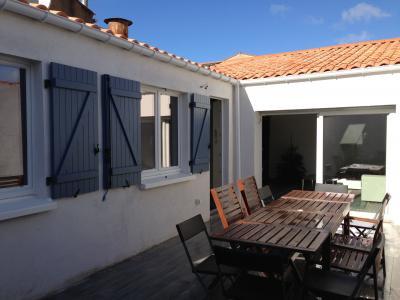 Hof 2 Mietobjekt Haus 94045 Les  Sables d'Olonne
