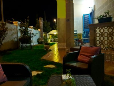 Garten Mietobjekt Villa 98317 Lecce