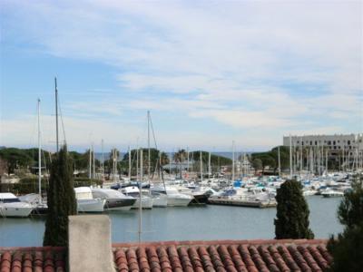 Ausblick aus der Ferienunterkunft Mietobjekt Appartement 99919 Saint Tropez