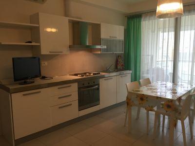 offene Küche Mietobjekt Appartement 103099 Rimini