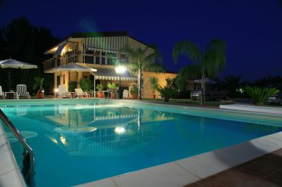 Ausblick aus der Ferienunterkunft Mietobjekt Villa 108085 Syrakus